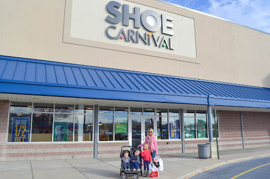 The Penny Parlor: Family Outing with Shoe Carnival