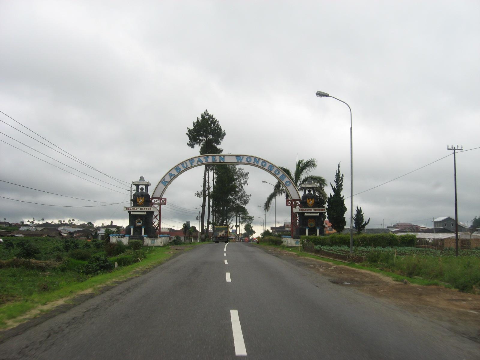 wisata wonosobo