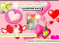 Kumpulan Kata - Kata Ucapan Valentine Days Paling Romantis 2019