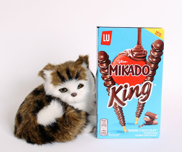 Mikado King chocolate con leche