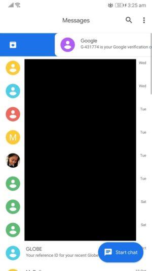 Cara Menyembunyikan SMS di Android  3