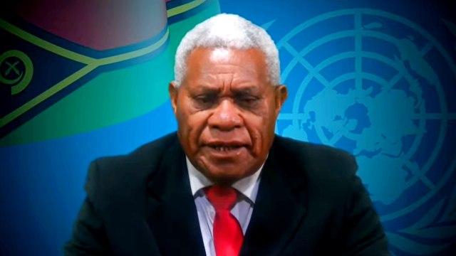 PM Vanuatu di Sidang Umum PBB: Masyarakat Papua Menderita Akibat Pelanggaran HAM