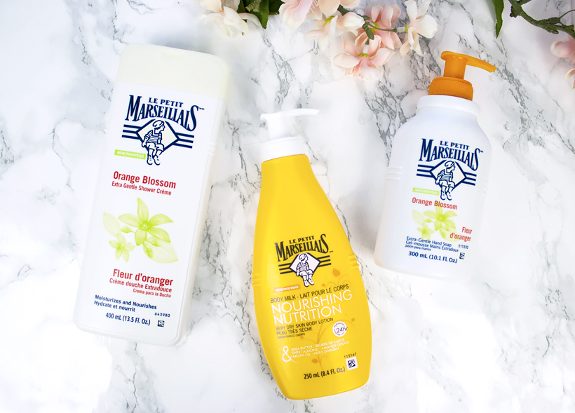 One of the most beloved brands in France is finally here: Meet Sunny & Refreshing Le Petit Marseillais™ Bath & Body Care!