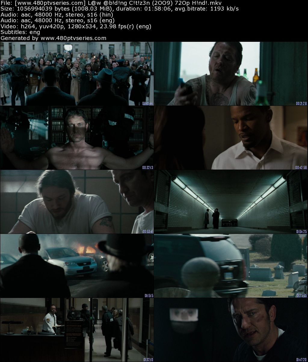 Download Law Abiding Citizen (2009) 1GB Full Hindi Dual Audio Movie Download 720p Bluray Free Watch Online Full Movie Download Worldfree 9xmovies