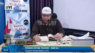 Daftar Nama Ustadz Salaf