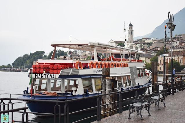 Cómo moverse Lago di Garda