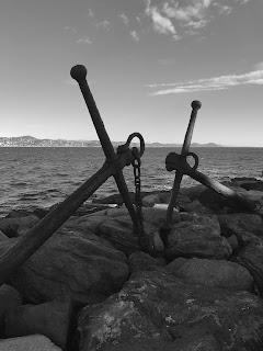 Saint-Tropez Les ancres