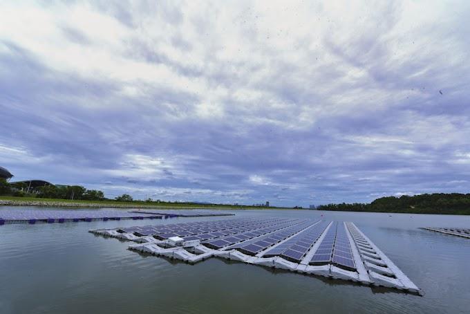 A Eni planeja a primeira usina fotovoltaica flutuante de 14 MW da Itália