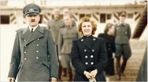 ЕКСЛУЗИВНО:Адолф Хитлер и Ева Браун живели в Аржентина (ВИДЕО)