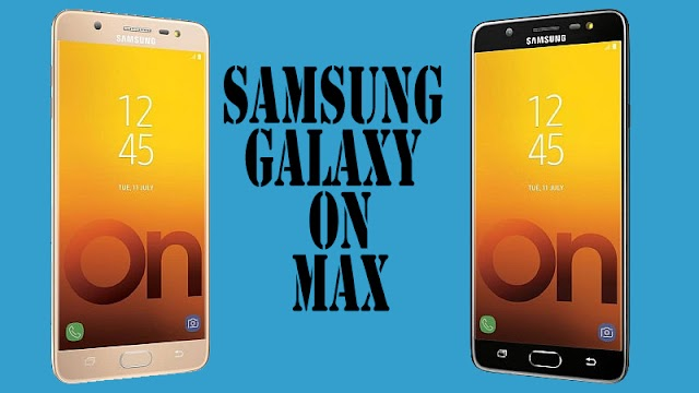 Samsung Galaxy On Max All Features