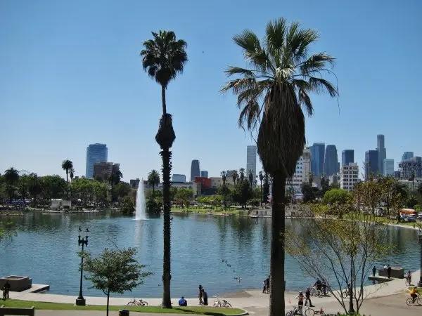 MacArthur Park Los Angeles, USA