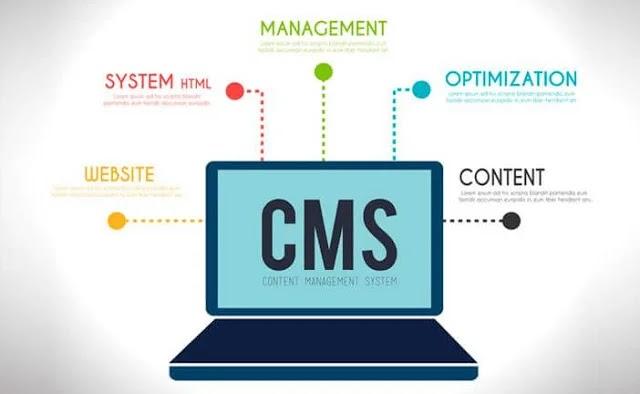 5 CMS Websiter Terbaik 2019