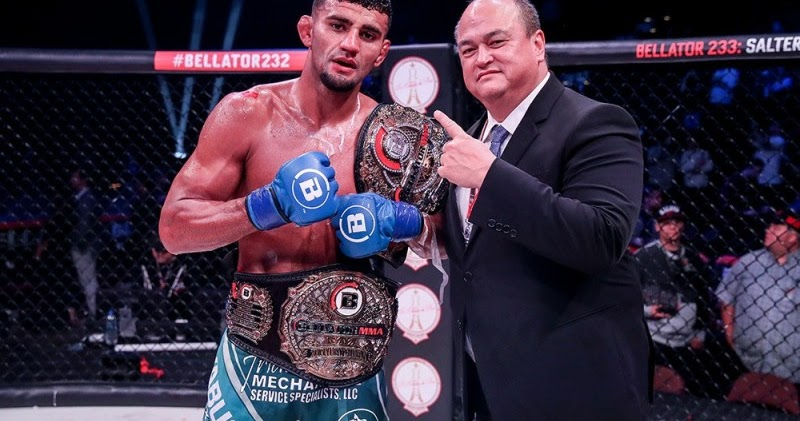 Douglas Lima Moves Up, Faces Gegard Mousasi For Vacant Middleweight Title