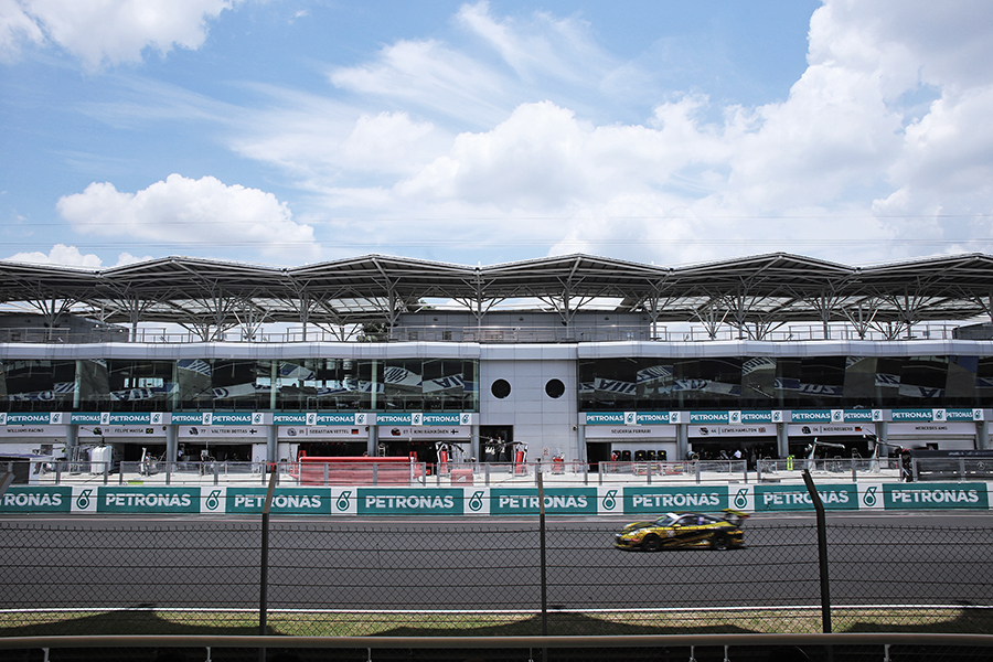 Formula 1 Malaysian Grand Prix 2016