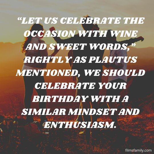 Birthday Quotes for Friends WhatsApp Status