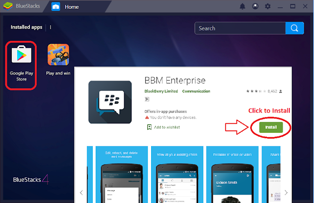bbm enterprise for pc windows