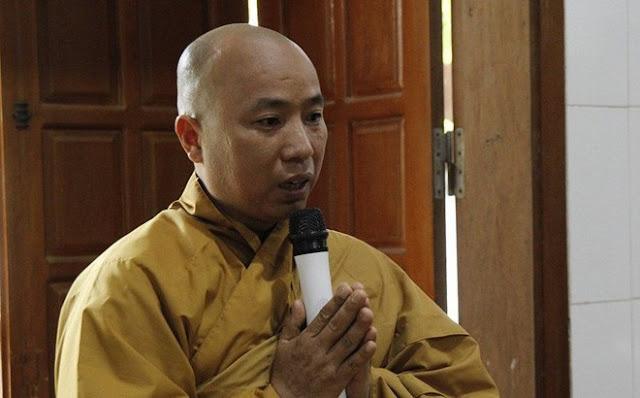 Sư Thích Thanh Toàn xin hoàn tục sau bê bối gạ tình phóng viên