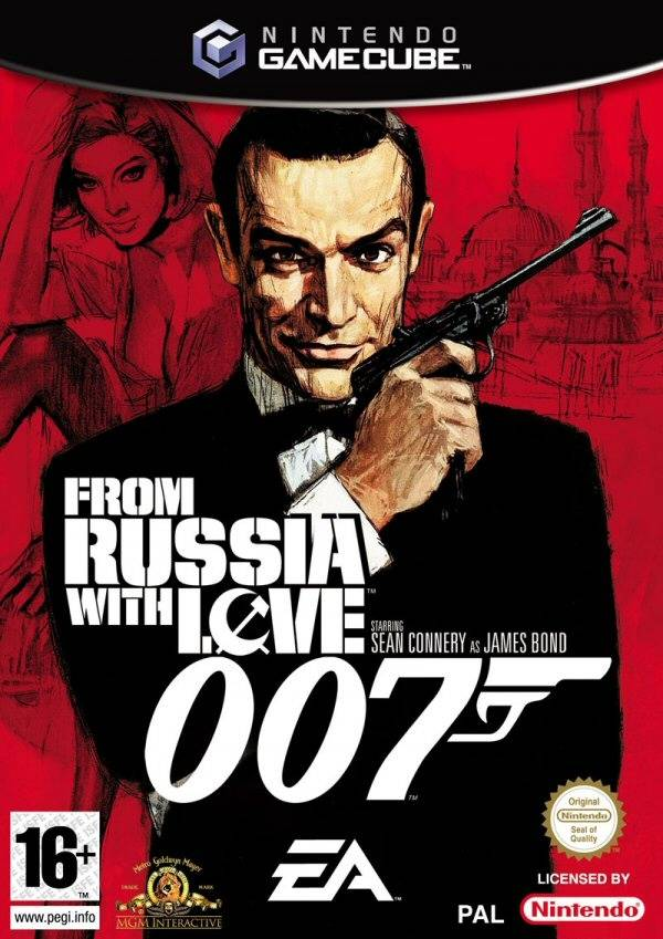 007 From Russia with Love ISO GC
