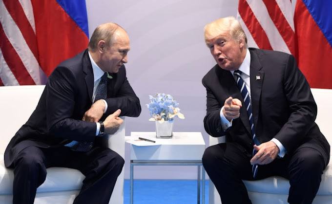 Trump Russia: US Congress reach deal on fresh sanctions