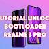 Tutorial Unlock Bootloader Realme 3 Pro