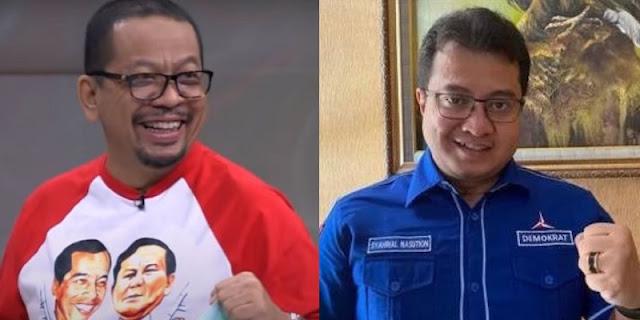 Syahrial Nasution: Kita Kehilangan Nalar Dan Ahistoris Jika Biarkan Qodari Obok-obok Konstitusi