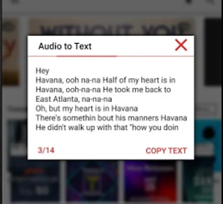 Audio To Text