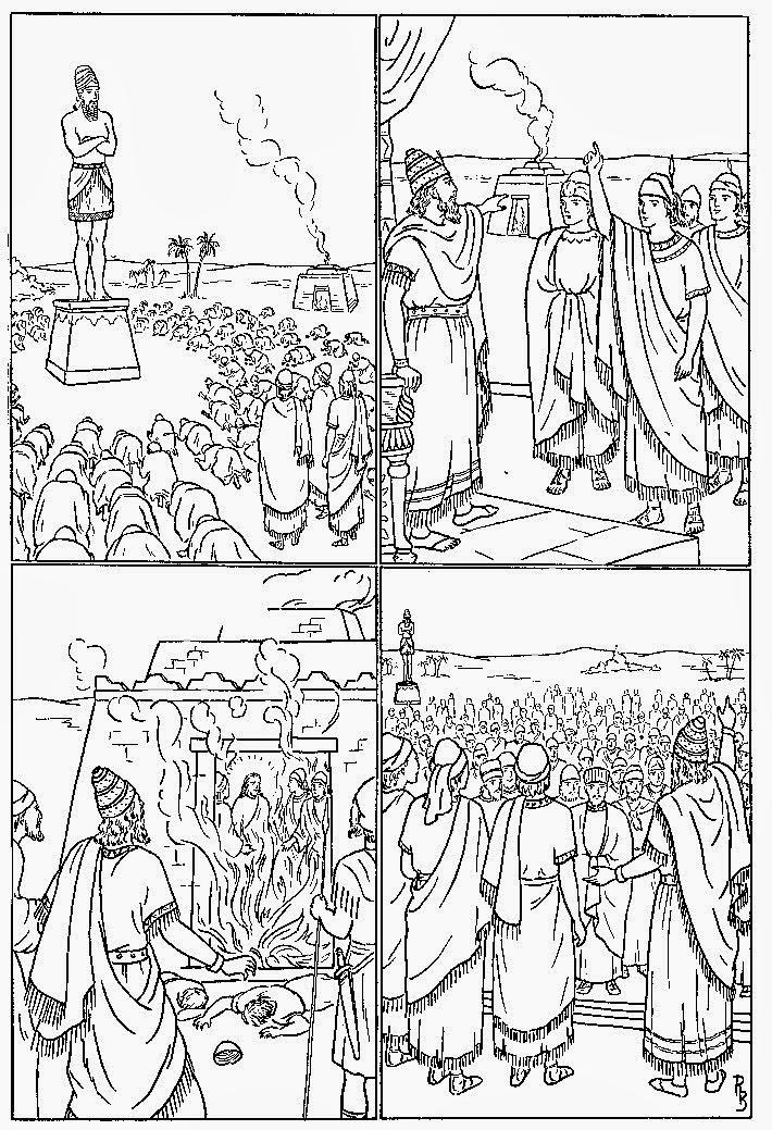El Renuevo De Jehova: Sadrac Mesac y Abednego - Imagenes para ...