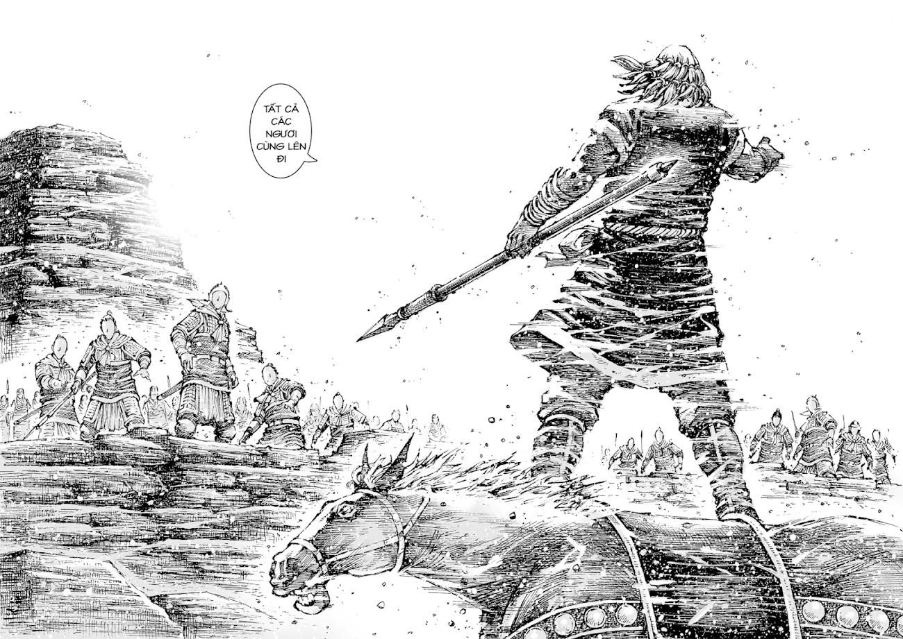 Hỏa phụng liêu nguyên Chương 546: Chiến Thần Lữ Bố trang 23