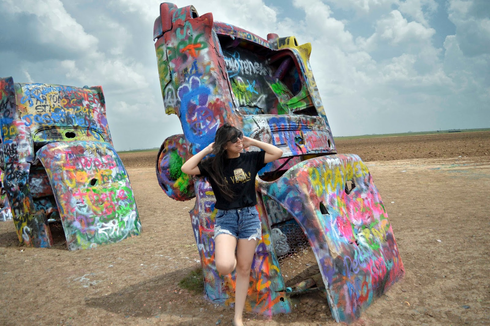 silvia-armas-usa-diary-trip-sunset-travel-fashion-blogger-ecuador-latina-las-vegas-los-angeles-texas-california-style-landscapes-family-cadillac-ranch