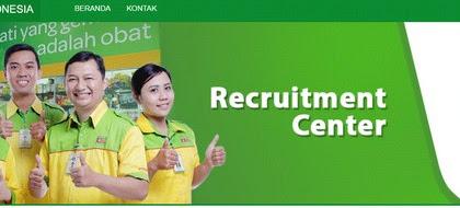 Pengalaman Tes Rekruitment MDP Apotek K24