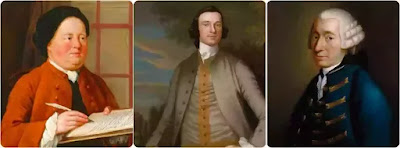 18th century major novelists