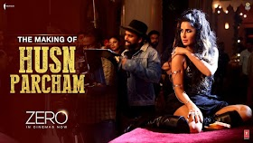 WATCH! Making Video of 'Husn Parcham'!