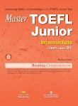 Master TOEFL Junior Intermediate (B1): Reading Comprehension   PDF