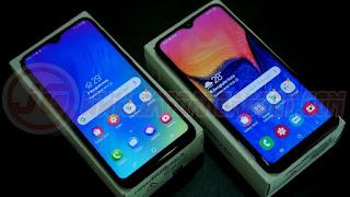 Perbedaan Samsung Galaxy A10 dan M10