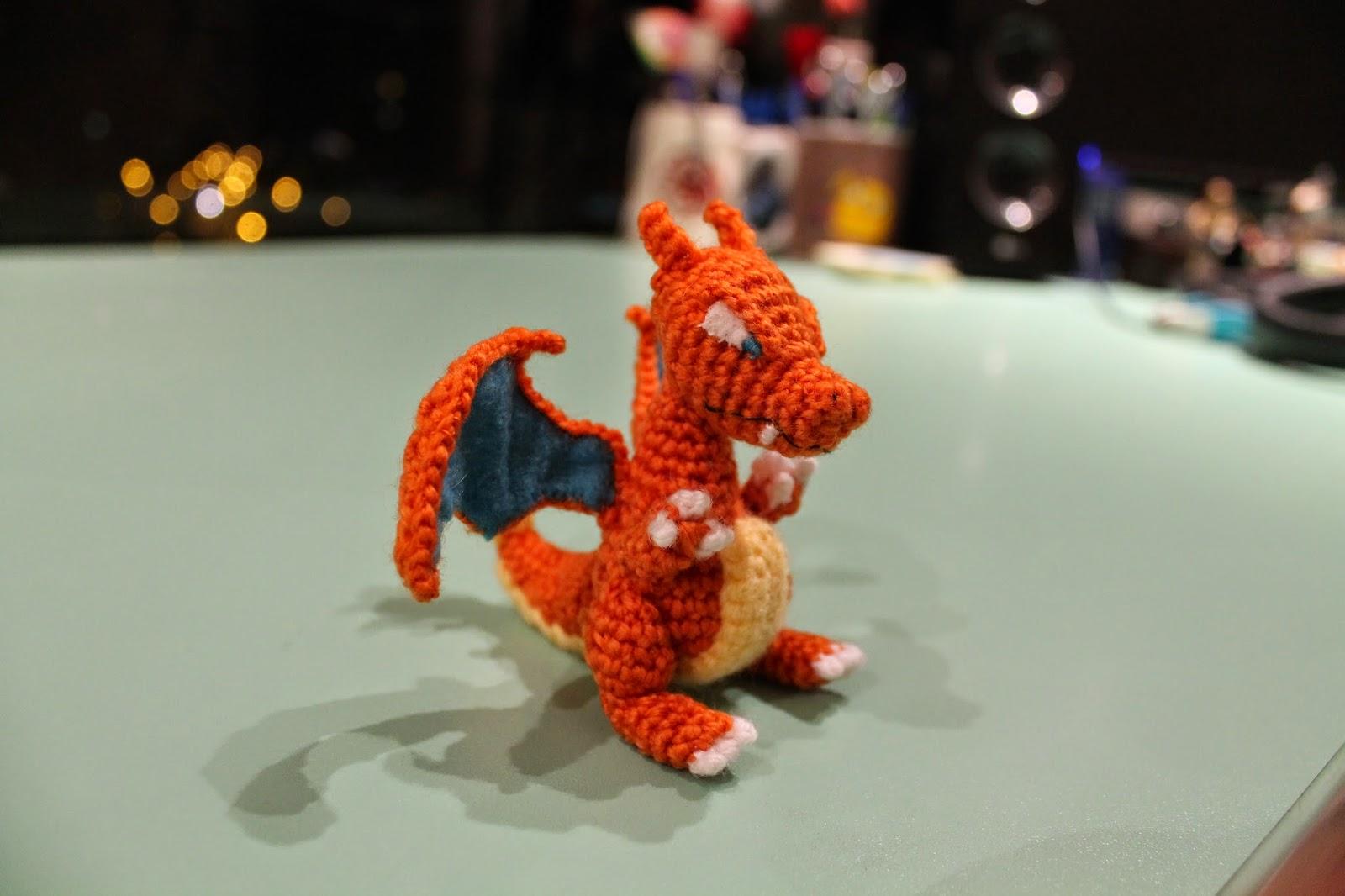 Charizard Pattern | Pokemon crochet pattern, Crochet pokemon ... | 1066x1600