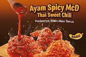 McDonalds Harga Menu Baru Ayam Spicy McD Thai Sweet Chili