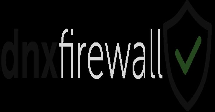 Dnx Firewall – A Pure Python Next Generation Firewall Built On Top Of Linux Kernel/Netfilter