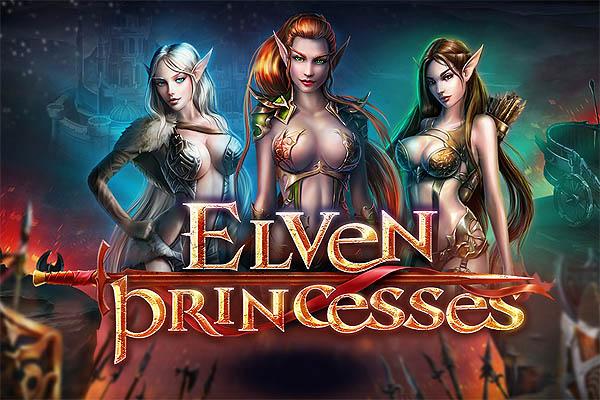 Main Gratis Slot Elven Princesses Evoplay