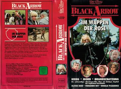 La flecha negra (1985)