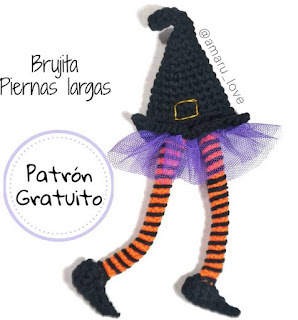PATRON GRATIS BRUJA AMIGURUMI 39094