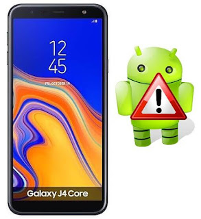 Fix DM-Verity (DRK) Galaxy J4 Core SM-J410F FRP:ON OEM:ON