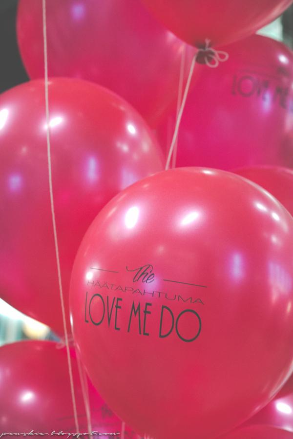 Love me do häätapahtuma 2018