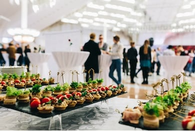 Catering service business