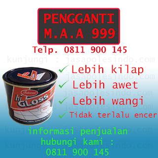Pengganti MAA 999