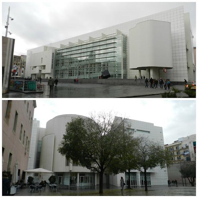 MACBA (Museu d´Art Contemporani  de Barcelona)