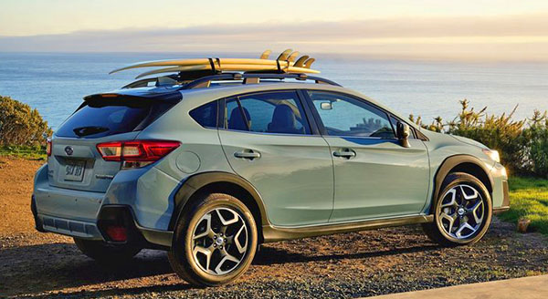 2018 Subaru Crosstrek Every Time I See A Cur Version Of The Am Surprised How Like It Much Better Than Impreza
