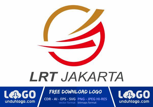 Logo LRT Jakarta