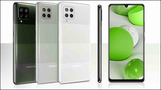 مواصفات هاتف Samsung Galaxy A42