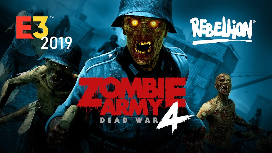 zombie army 4 dead war e3 2019 reveal rebellion pc epic store ps4 xbox
