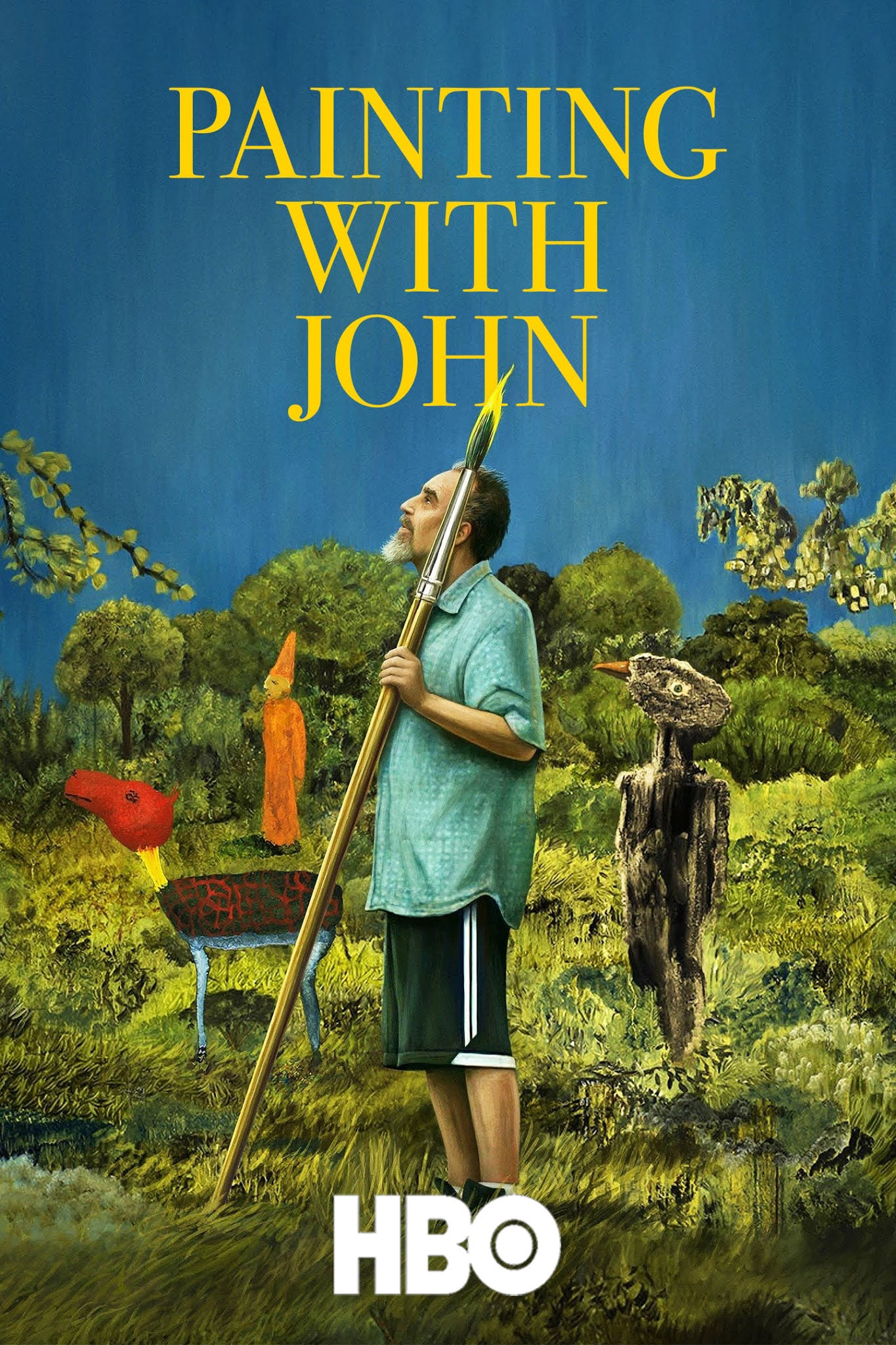 Painting With John (2021) Temporada 1 HMAX WEB-DL 1080p Latino